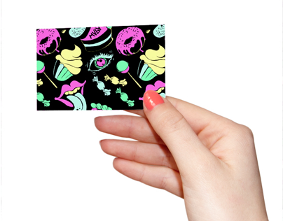 Maga ♦ Tarjeta de visita ♦ Business card