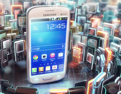 Samsung Galaxy Star print ad