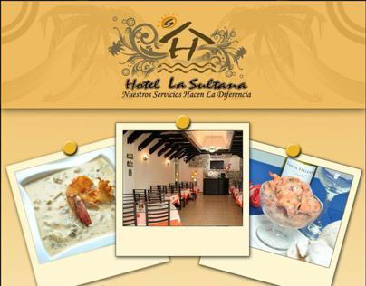 Hotel La Sultana - Afiches / Promo