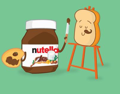 Nutella Social Media