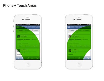 Slides: Designing for Touch Presentation - 2013