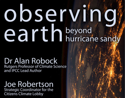 Observing Earth