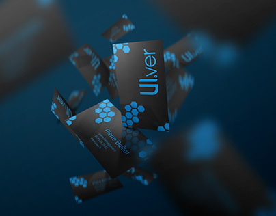 Business Card - UI.ver