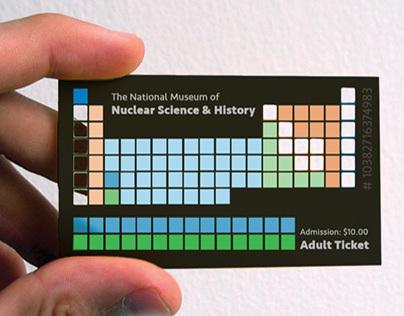 Nuclear Museum Rebranding