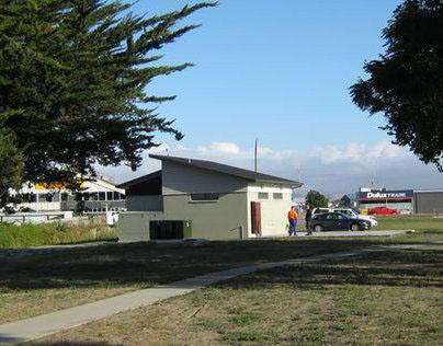 Taradale Road Pump Station, Napier, Structural Concepts