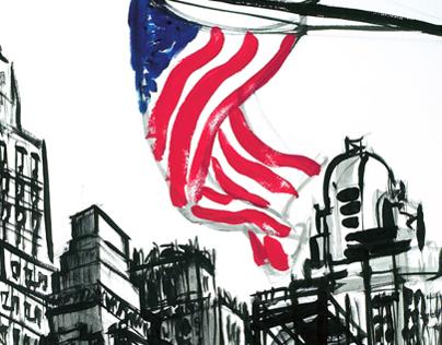 New York Acrylics 1
