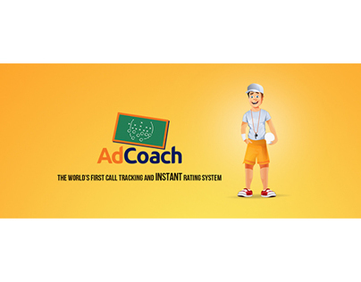 Web banners for adcoach