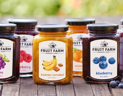 Fruit Farm Organic Jams