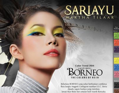 Sariayu Color Trend 2014