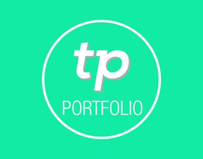 Portfolio site design