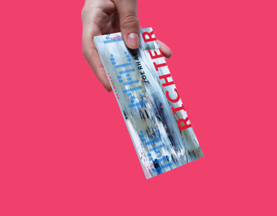 MAC Gerhard Richter / Invitation