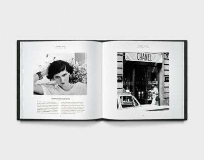 Chanel Project Book