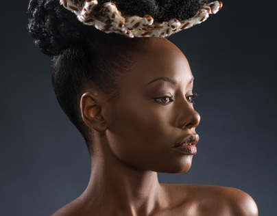 Gwada Loving Hair for Miss Ebene Magazine