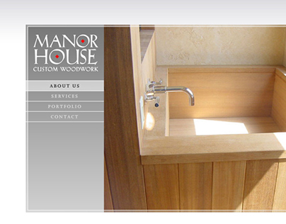 Manor House Website