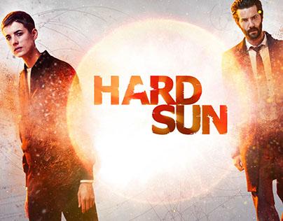 BBC Hard Sun - Motion poster