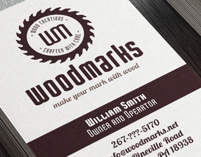 WoodMarks Identity System