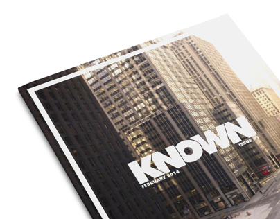 Known - Publication