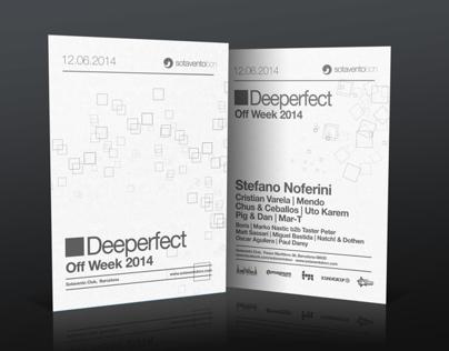 Deeperfect Off Week 2014