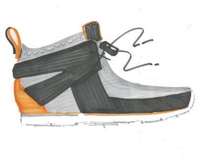 Footwear Drawings
