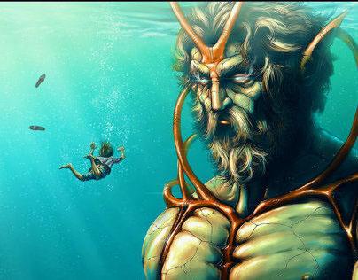 Ocean God