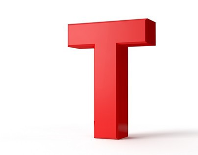 Red Letter T