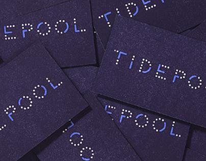 Tidepool – Visual Identity System