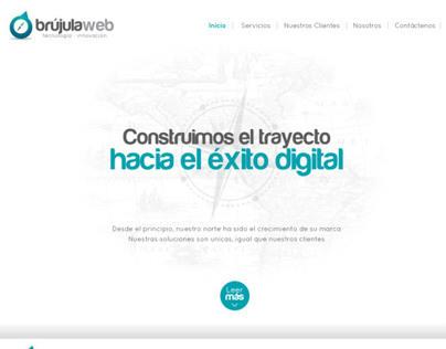 Brujulaweb | Website & Branding
