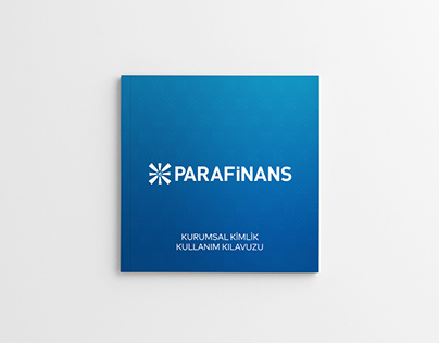 Parafinans - Identity Guide Brochure