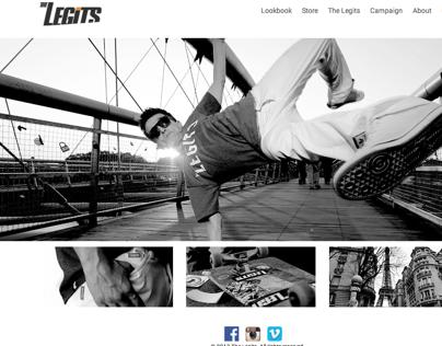 The Legits Website