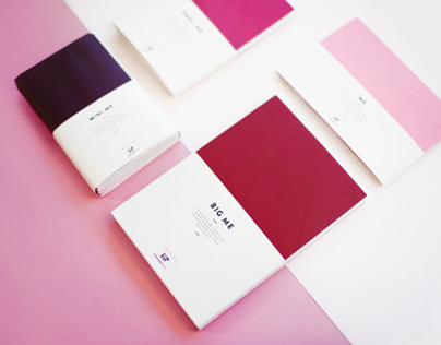 """The Me"" stationery series"