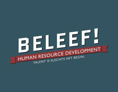 Beleef HRD! - 2013