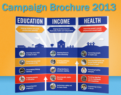 United Way of Lancaster County Campaign Materials 2013