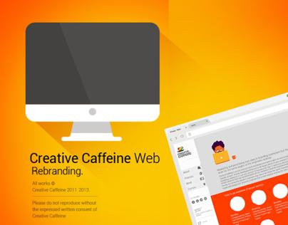 CreativeCaffeine - Redesigned
