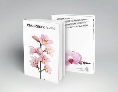COVER DESIGN // CRAB CREEK REVIEW