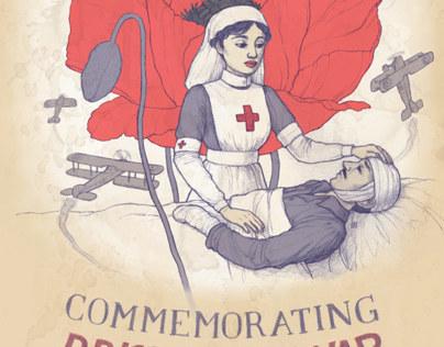 Poster: Commemorating Bristol At War