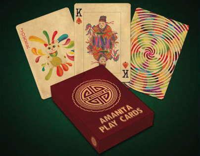 Amanita Play Cards