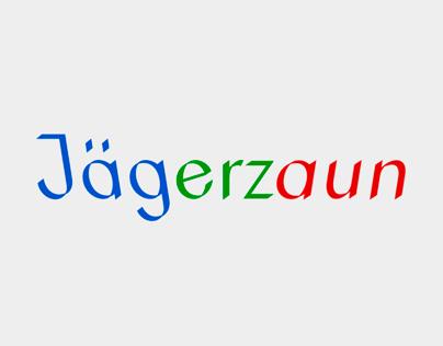 Jägerzaun