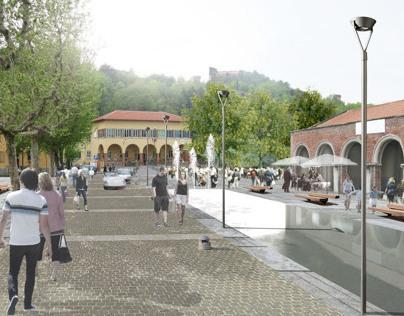 Dalle radici nuova linfa - Parco urbano - Avigliana