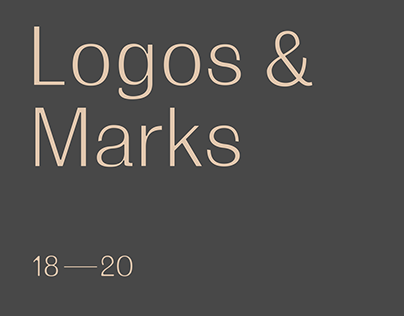 Logos & Marks | 18 - 20