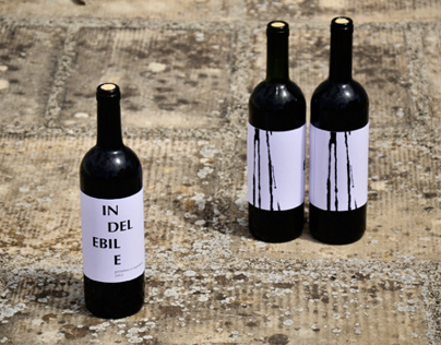 INDELEBILE / wine packaging design