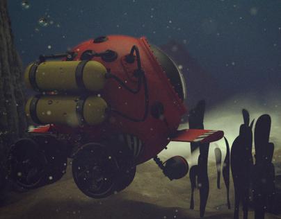 Orange Submarine