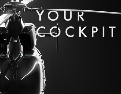 YOUR COCKPIT FLIGHT SIMULATOR