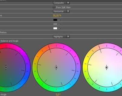 Práctica Correción de color