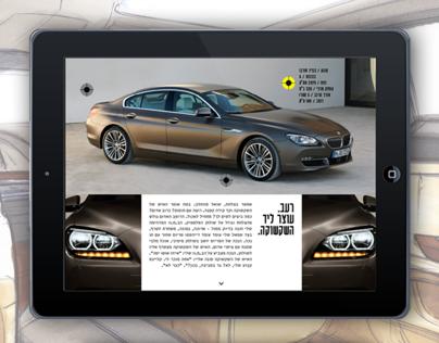 Roads - ipad Magazine