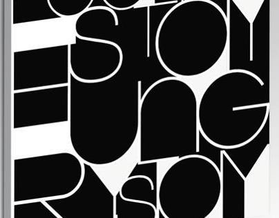 Stay Foolish, Stay Hungry \ exhibition design by Claure