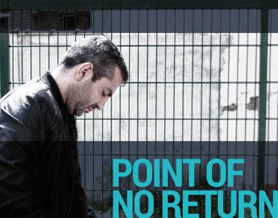 Point of No Return: report, campaign design & branding