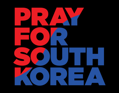 Pray For South Korea