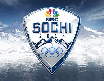 SOCHI 2014 OLYMPICS DIGITAL ADVERTISING CAMAPAIGN