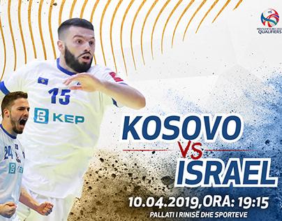 Kosovo Vs Israel EHF