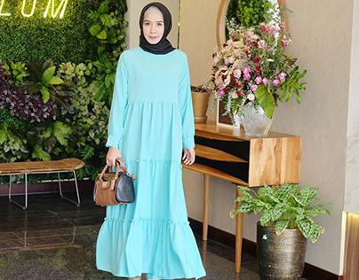 Model Hijab Terbaru Dan Cara Memakainya
